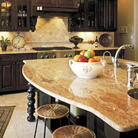 Natural Stone by Parksite - Granite Surface